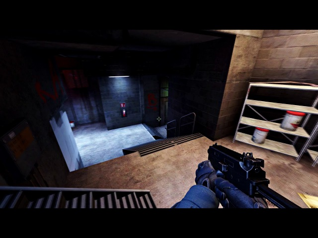 CSGO Faze karrigans Ace with MP9 on Overpass vs BIG @ EPICENTER 2017 Europe Closed Qualifier