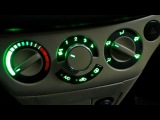 Замена лампочек подсветки Блока кондиционера и печки Chevrolet Aveo Т250 .