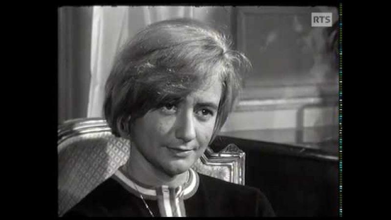 Françoise Sagan bat La Chamade (1965)