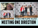 VLOG: OTRA Metlife MEETING ONE DIRECTION