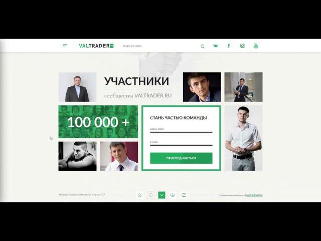 Отзыв о Никите Доля (развод) valtrader.ru vtway.ru/