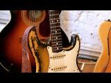 Blues Rock Mellow Backing Track Jam in EC#m Foxy Home Studio