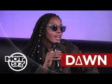 Dawn on Diddy Buying Out Her Contract + Danity Kane Reunion