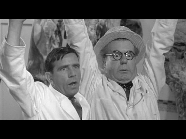 1963 МИСТЕР ПИТКИН В БОЛЬНИЦЕ A Stitch in Time