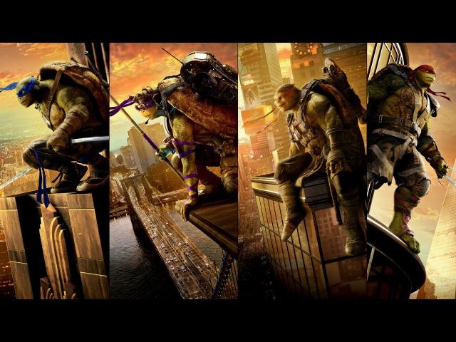 Підлітки мутанти черепашки ніндзя 2 Teenage Mutant Ninja Turtles 2 український трейлер