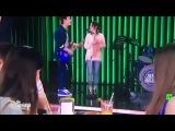 Soy luna 2  Eva ensaya con la roller band y Pedro enamorado (cap28)