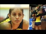 эротика фильмы! Сексуальная 21 летняя волейболистка из Доминиканы покорила социальные сети