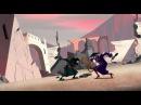 Samurai Jack vs Scaramouche The Scatman