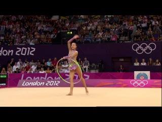 SON Yeon Jae KOR – Hoop – Ind All Around Final – London 2012 – Olympic