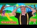Head, Shoulders, Knees Toes with Lyrics - Exercise Song for Kids - Learning Song - Camp Song Kids