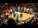 May 2013 sumo tournament, final three matches