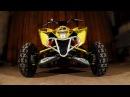 Подготовка к сезону 2017 Квадроcпорт Quadrosport Suzuki LTR 450