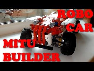Xiaomi MITU BUILDER self-driving RoboCar - epic fail :(