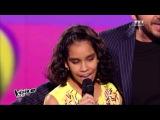 The Voice Kids 2015  Patrick Fiori et ses talents - C'est dit (Calogero)  Finale