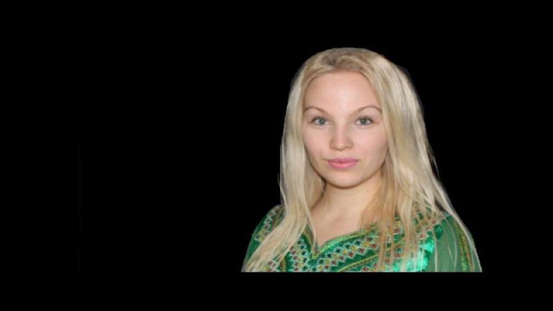 Потрясающий голос - Финская звезда Стина поёт песню на берберском языке –HD YouTube