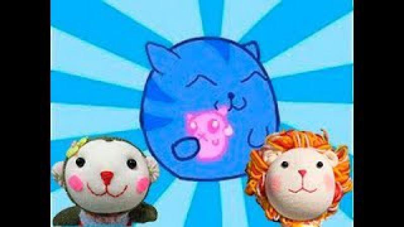 Sushi Cat Суши Кот часть 1 игра мультик для детей