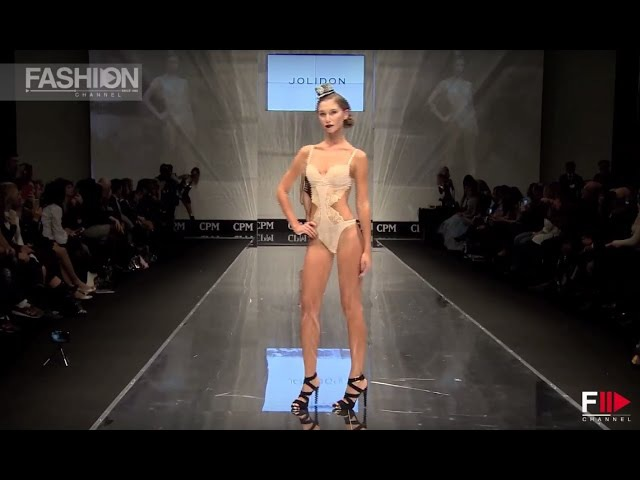 JOLIDON Grand Defile Lingerie Swim - CPM Moscow | Fall Winter 2017 2018 by Fashion Channel