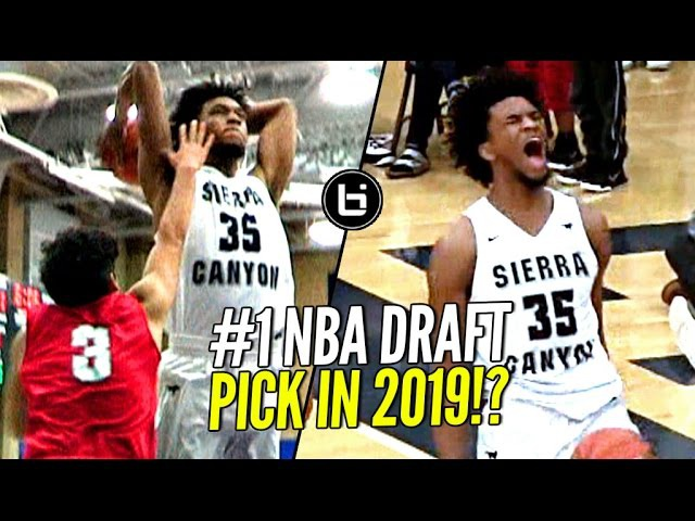 Marvin Bagley III Is The 1 PLAYER In The 2018 Class!! OFFICIAL Mixtape! 1 Pick In 2019 Draft?