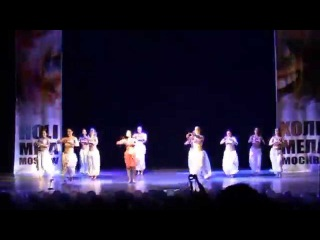 Ridy with Shapla dance group - Ram Chahe Leela