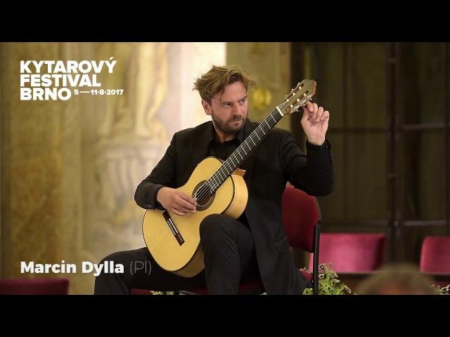 Marcin Dylla | International Guitar Festival BRNO'17