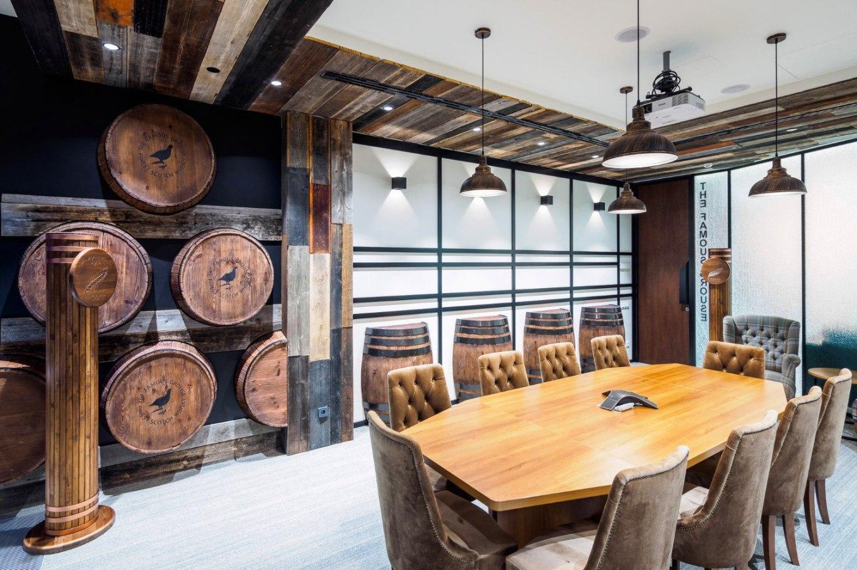 Штаб-квартира: Московский офис производителя алкогольных напитков Jim Beam, The Macallan и других