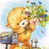 Волшебные почтовые открытки Lovely ♥ Cards