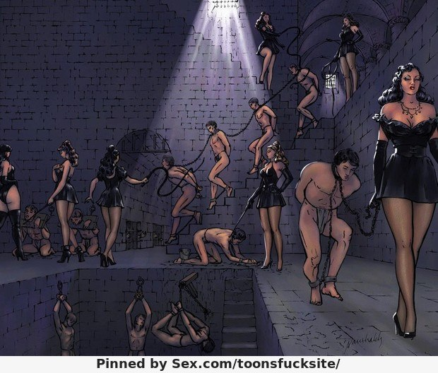 seks-gospozha-na-plyazhe-i-rab-luchshey-podrugoy