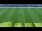 Геймплей FIFA 18,Реал-Барселона (PS4)