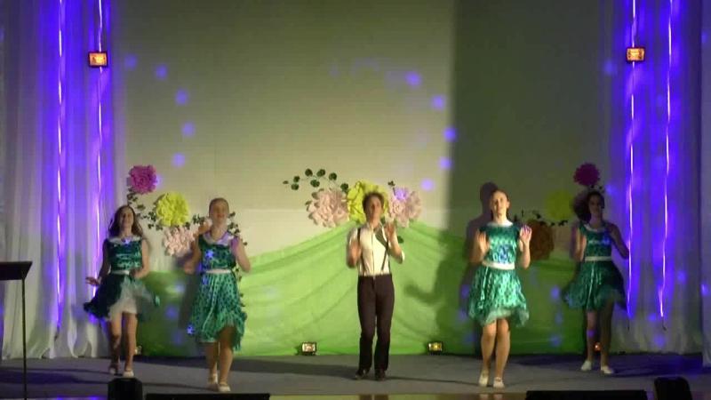 Рок - н - ролл исп. студия танца Та-ра-рам рук. Е.Долгополов