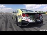 1800HP Nissan GT-R R35 AMS Alpha 18