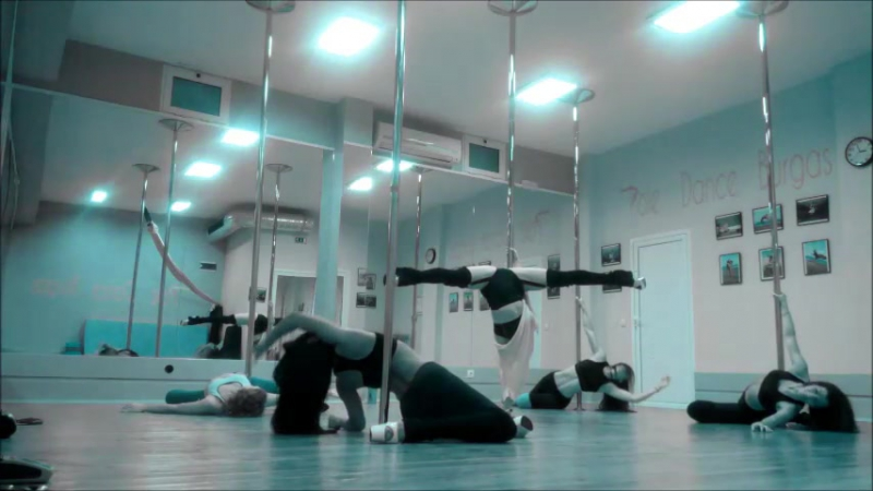 Pole Dance Burgas Sofi Mates