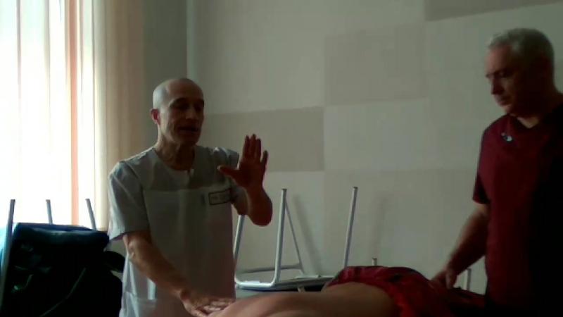 массаж при паталогии дыхат системы 2