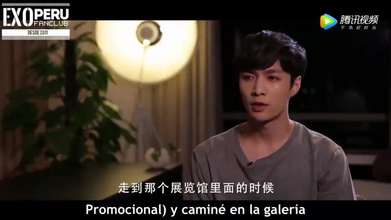 [SUB ESP] 17/04/24 - Mensajde Juventud y Crecimiento de Lay @ Liga de la Juventud de Hunan