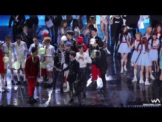170603 Конец Dream Concert 2017 _ Fancam by -wA