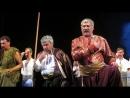 Сцена из спектакля Тарас Бульба