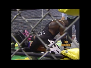 [#My1] (-****)The Warrior, Roddy Piper & DDP vs. Lex Luger, Sting & Kevin Nash vs. Stevie Ray, Bret Hart & Hulk Hogan