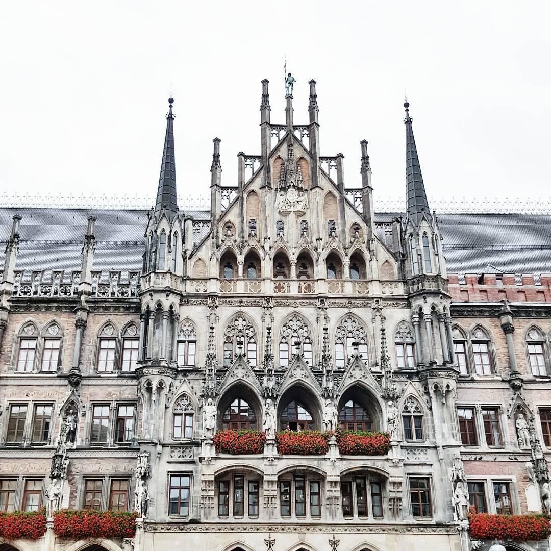 Авиабилеты в Мюнхен от 8200 рублей туда-обратно из Москвы