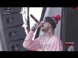 Выступление LiL PEEP на фестивале Rolling Loud / Новые треки