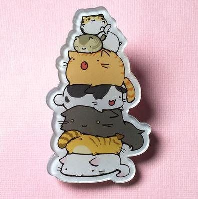 Кот-бутерброд -