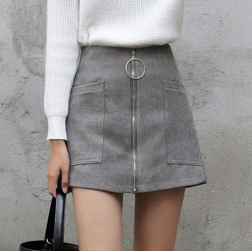 Юбка-шорты на весну -