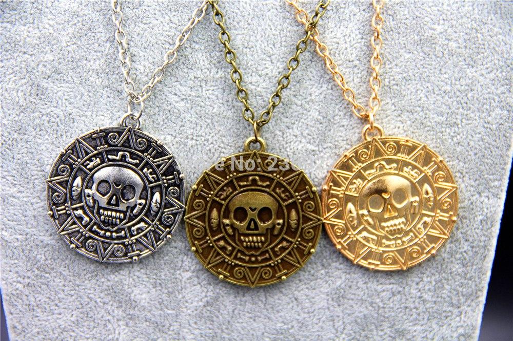 Медальоны из Пиратов Карибского Моря