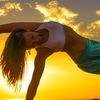 Йога - энергия твоего лета!