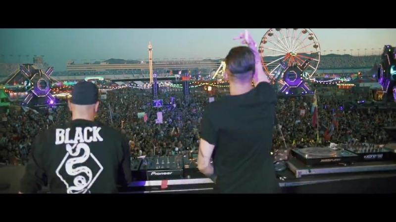 Borgeous, Riggi Piros, Lil Jon - Savage (Trampa Remix) [EDC Las Vegas 2017]