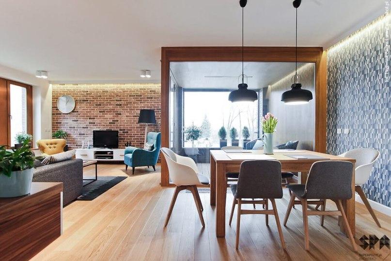 Апартаменты в Польше by Superpozycja Architekci