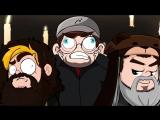 PewDiePie  - Гарри Поттер фанфик (Animated) {Русская озвучка}
