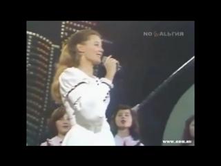Большой детский хор и Людмила Сенчина - Камушки (1978)