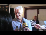 The X-Files Creator Chris Carter in the Saturn Awards Press Room