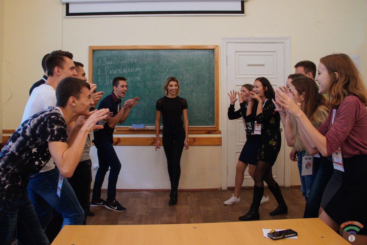 В Таганроге заработала городская молодежная образовательная площадка «Территория Развития»