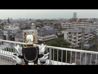 [dragonfox] Tensou Sentai Goseiger - 18 (RUSUB)
