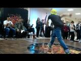 отбор hip-hop beg 1x1 Open Rama Jam vol.3 | отбор на